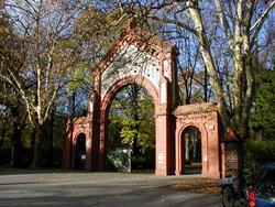 Dreifaltigkeitsfriedhof III