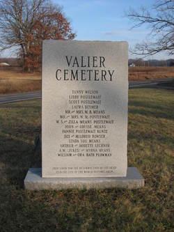 Valier Cemetery