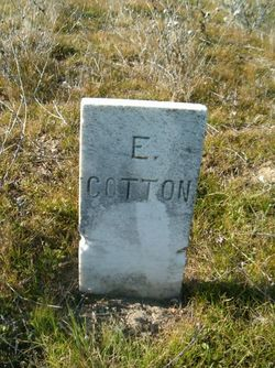 Elizabeth <i>Crider</i> Cotton