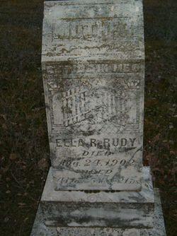 Ella R. Rudy