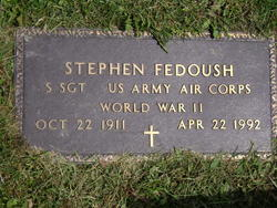 Stephen Fedoush