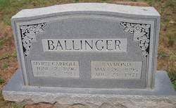 Myrtle <i>Carroll</i> Ballinger