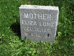 Eliza Ellen <i>Wallace</i> Long
