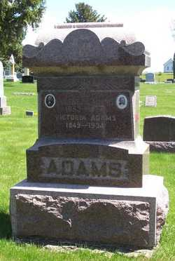 Victoria <i>Hammons</i> Adams