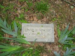 Lennie Mae <i>Holland</i> Newton