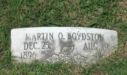 Martin Oakley Boydston