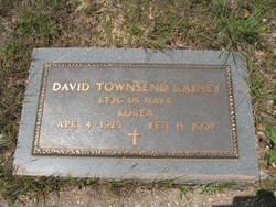 David Townsend Rainey