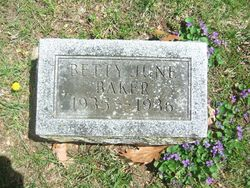 Betty June Baker