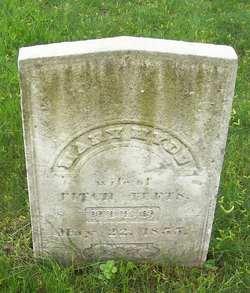 Mary <i>Hyde</i> Tufts