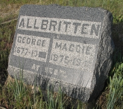 George Allbritten