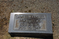Samuel Lemuel McKittrick