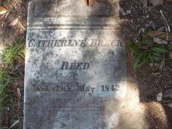 Catherine <i>Breck</i> Reed