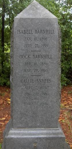 Dock Barnhill