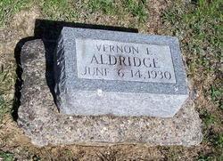 Vernon E. Aldridge