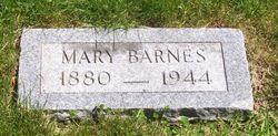 Mary <i>Books</i> Barnes