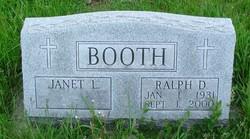 Ralph Dean Booth