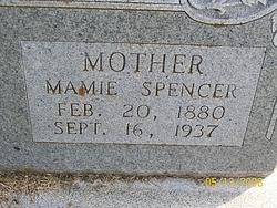 Mamie <i>Spencer</i> Marchbank