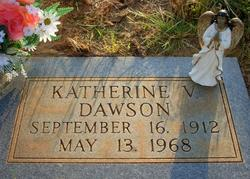 Katherine Velma <i>Singleton</i> Dawson