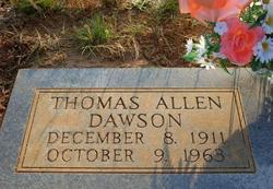 Thomas Allen Dawson