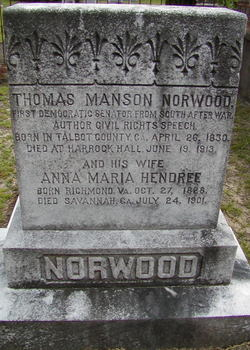 Thomas Manson Norwood