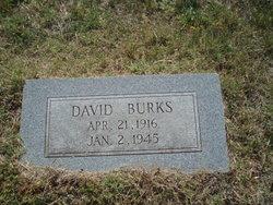 Samuel David Burks
