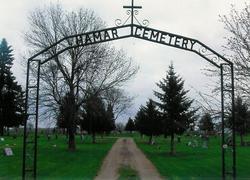 Hamar Cemetery