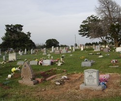 Little Washita Indian Cemetery