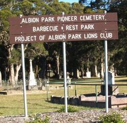 Albion Park Pioneer Cemetery