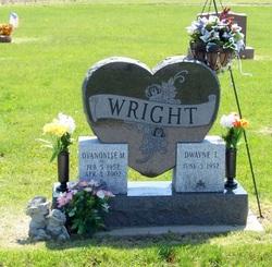 Dyanonise Dee <i>Vance</i> Wright