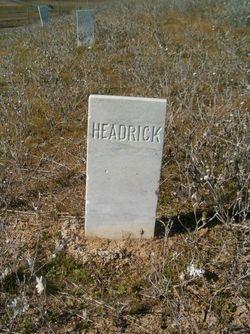 Unknown Headrick