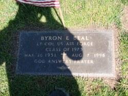 LTC Byron E Beal
