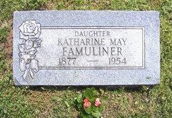 Katharine May Famuliner