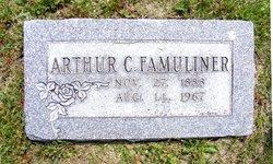 Arthur C Famuliner