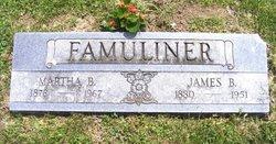 James B Famuliner