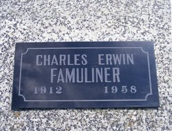 Charles Erwin Famuliner