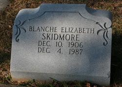 Blanche Elizabeth Skidmore