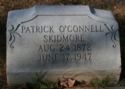 Patrick O'Connell Skidmore