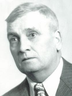 Albert Frederick Backhaus