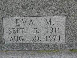 Eva Mae <i>Van Horn</i> Caldwell