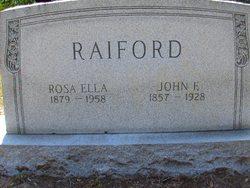 John F. Raiford