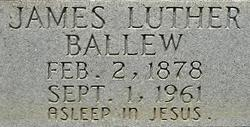 James Luther Ballew