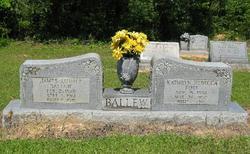Katherine Rebecca <i>Fore</i> Ballew