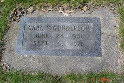 Carl G. Gunderson