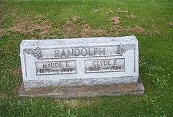 Clyde F Randolph