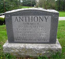 Edward H Anthony