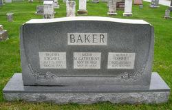 Edgar L Baker