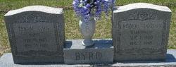 Fannie Amelia <i>Cain</i> Byrd