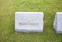 Annie Jane <i>Wadsworth</i> Randolph