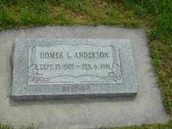 Homer Leroy Anderson
