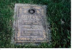 Charles Russell Charlie Mutter, Sr